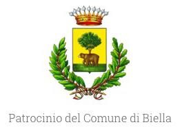 Patrocinio del comune di Biella stemma